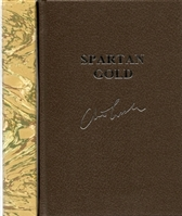 Spartan Gold by Clive Cussler and Grant Blackwood Limited Lettered